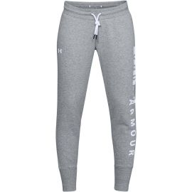Under Armour COTTON FLEECE WM PANT - Spodnie dresowe damskie