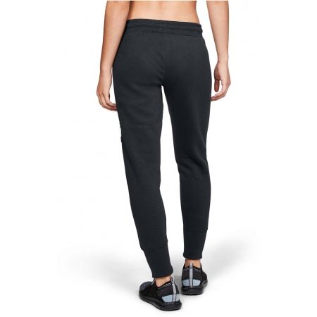 Dámské tepláky - Under Armour COTTON FLEECE WM PANT - 4