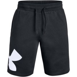 Under Armour RIVAL FLEECE LOGO SWEATSHORT - Spodenki męskie