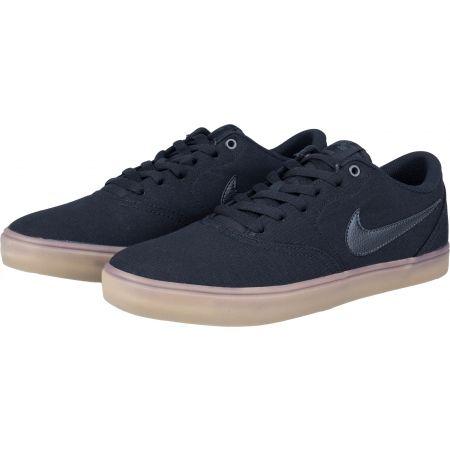6a9ecda8ad Herren Skateboard Schuhe - Nike SB CHECK SOLAR SOLARSOFT CANVAS - 4