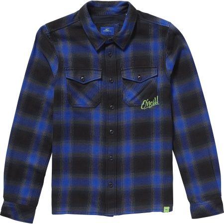 Детска риза - O'Neill LB VIOLATOR FLANNEL SHIRT - 1