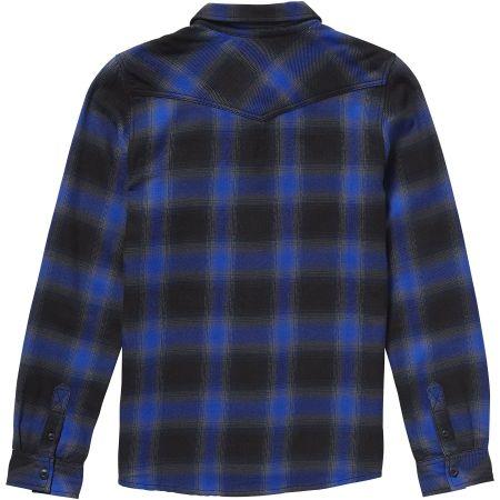 Dětská košile - O'Neill LB VIOLATOR FLANNEL SHIRT - 2