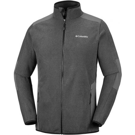 Columbia TOUGH HIKER FULL ZIP FLEECE - Bluza polarowa męska