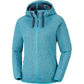 Columbia PACIFIC POINT FULL ZIP HOODIE - Dámská mikina