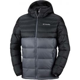 Columbia BUCK BUTTE INSULATED HOODED JACKET - Geacă de iarnă fashion bărbați