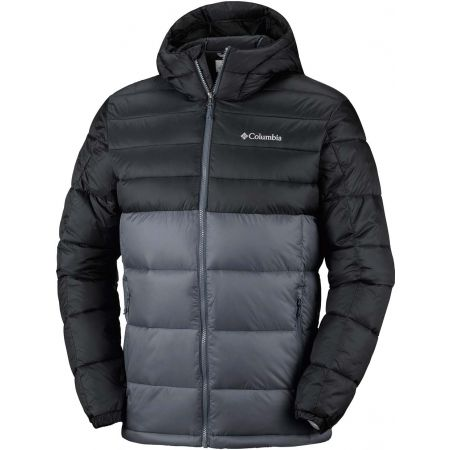 Columbia BUCK BUTTE INSULATED HOODED JACKET - Men's winter fashion jacket