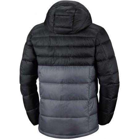 Pánská zimní fashion bunda - Columbia BUCK BUTTE INSULATED HOODED JACKET - 2