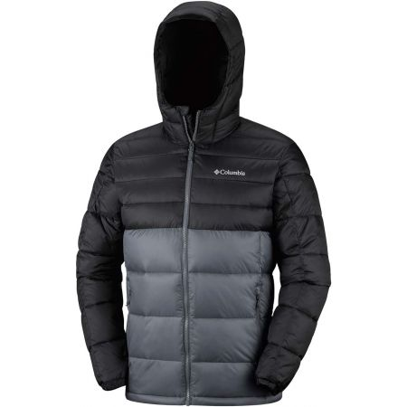 Pánská zimní fashion bunda - Columbia BUCK BUTTE INSULATED HOODED JACKET - 3