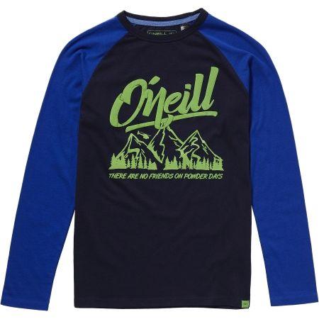 Dětské tričko s dlouhým rukávem - O'Neill LB OCEANSIDE L/SLV T-SHIRT - 1