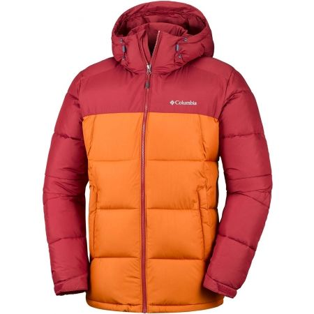 Pánská bunda - Columbia PIKE LAKE HOODED JACKET - 1