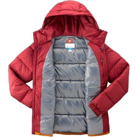 Pánská bunda - Columbia PIKE LAKE HOODED JACKET - 4