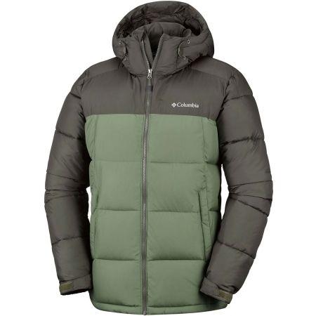 Férfi kabát - Columbia PIKE LAKE HOODED JACKET - 1 925989ec57