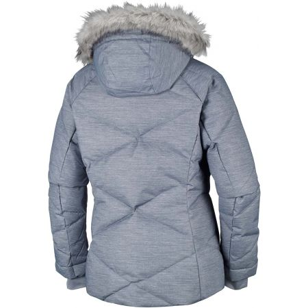 Dámská zimní bunda - Columbia LAY D DOWN JACKET - 2