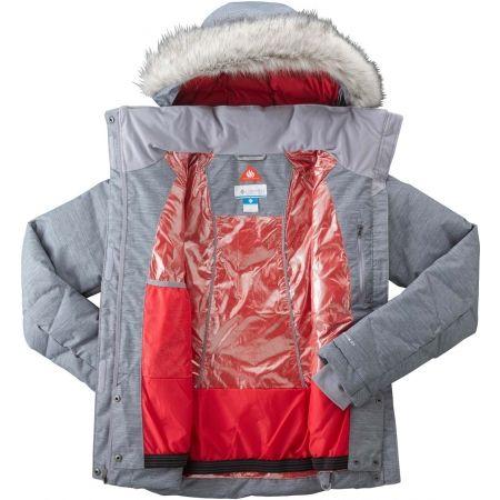Dámská zimní bunda - Columbia LAY D DOWN JACKET - 4