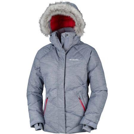 Dámská zimní bunda - Columbia LAY D DOWN JACKET - 3