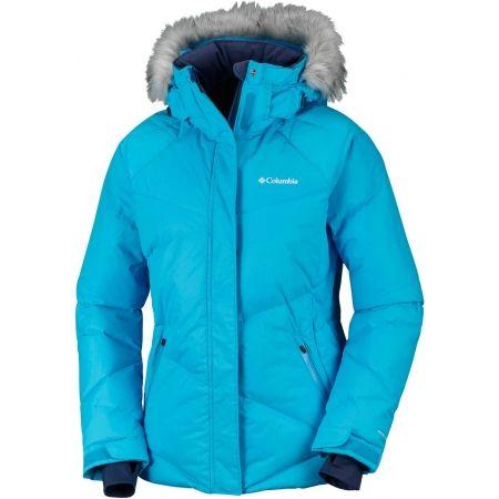 Dámská zimní bunda - Columbia LAY D DOWN JACKET - 1