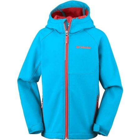 Geacă softshell copii - Columbia CASCADE RIDGE SOFTSHELL - 1