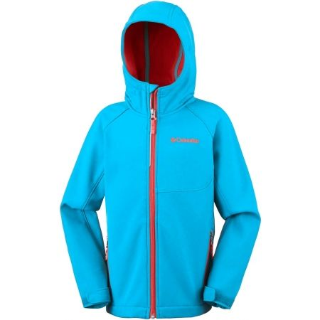 Geacă softshell copii - Columbia CASCADE RIDGE SOFTSHELL - 3