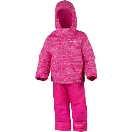 Costum iarnă copii - Columbia BUGA SET - 1
