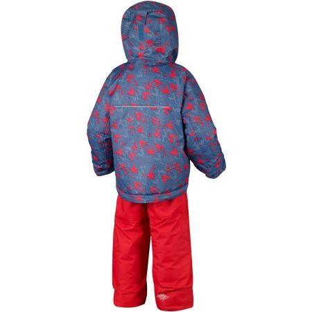 Costum iarnă copii - Columbia BUGA SET - 6