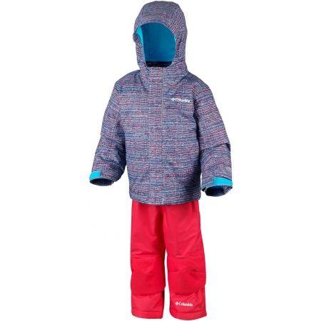 Costum iarnă copii - Columbia BUGA SET - 13