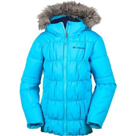 Detská zimná bunda - Columbia GYROSLOPE JACKET - 1