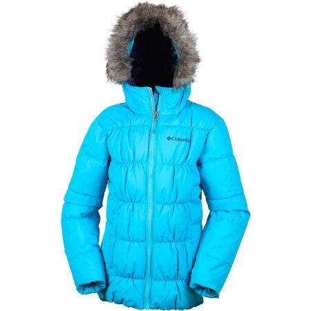 Detská zimná bunda - Columbia GYROSLOPE JACKET - 3