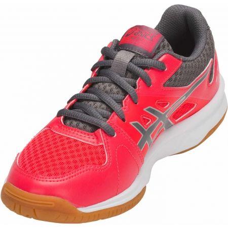 Dětská volejbalová obuv - Asics UPCOURT 3 GS - 4