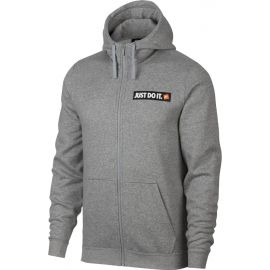 Nike NSW HBR HOODIE FZ FLC - Pánska mikina