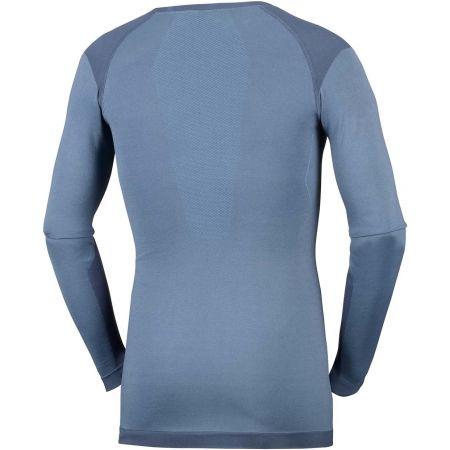 Pánske tričko - Columbia SEAMLESS LS CREW - 2
