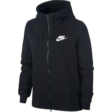 Hanorac cu glugă damă - Nike NSW OPTC HOODIE FZ - 3