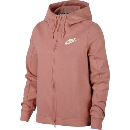 Hanorac cu glugă damă - Nike NSW OPTC HOODIE FZ - 5