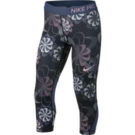 Nike NP CAPRI AOP1 - Lányos legging sportolásra