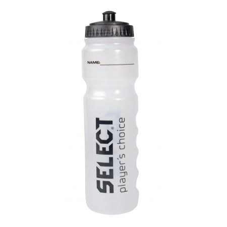 Plastová fľaša - Select TRANSPARENT BOTTLE