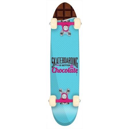 Skateboard - Reaper CHOCO - 1