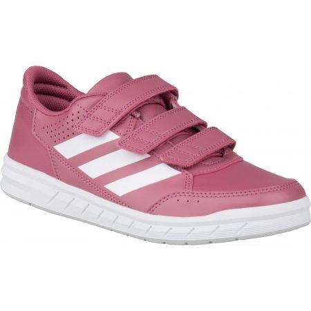 Detská voľnočasová obuv - adidas ALTASPORT CF K - 1