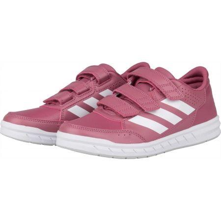 Detská voľnočasová obuv - adidas ALTASPORT CF K - 2