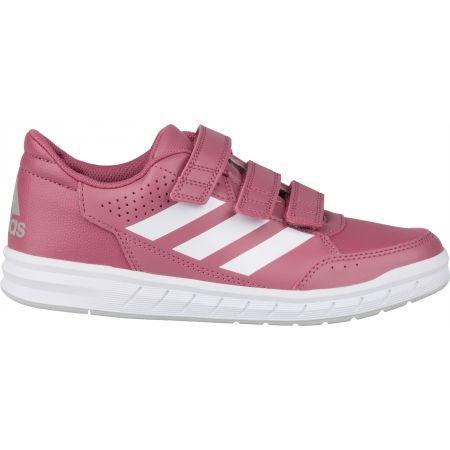 Detská voľnočasová obuv - adidas ALTASPORT CF K - 3