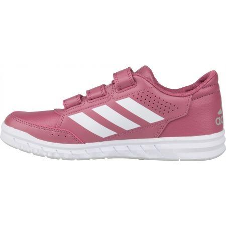 Detská voľnočasová obuv - adidas ALTASPORT CF K - 4