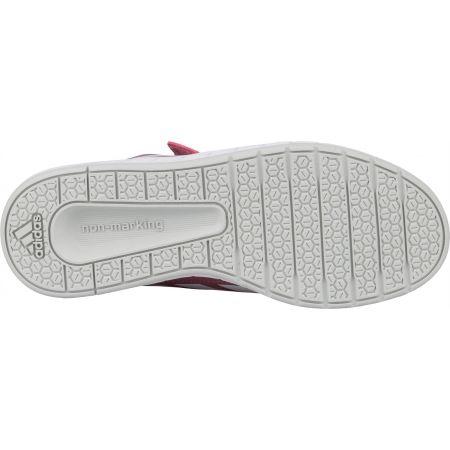 Detská voľnočasová obuv - adidas ALTASPORT CF K - 6