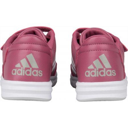 Detská voľnočasová obuv - adidas ALTASPORT CF K - 7