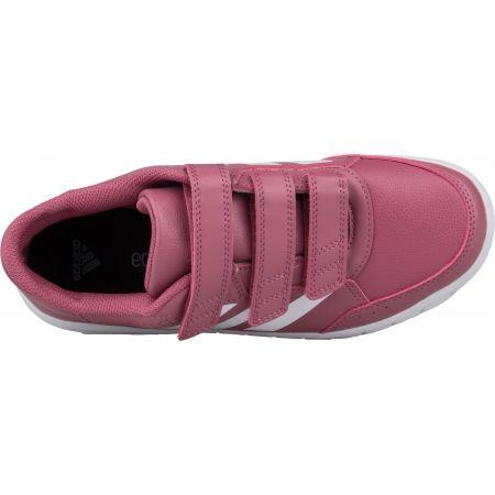 Detská voľnočasová obuv - adidas ALTASPORT CF K - 5
