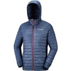 Columbia POWDER PILLOW HYBRID JACKET - Pánska bunda