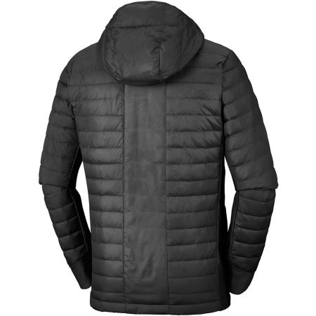 Pánska bunda - Columbia POWDER PILLOW HYBRID JACKET - 3