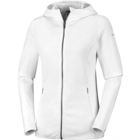 Дамско яке - Columbia ROFFE RIDGE FULL ZIP HOODED - 1