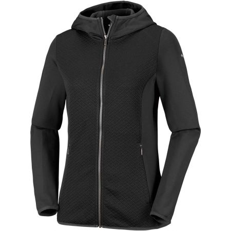 Columbia ROFFE RIDGE FULL ZIP HOODED - Dámská bunda