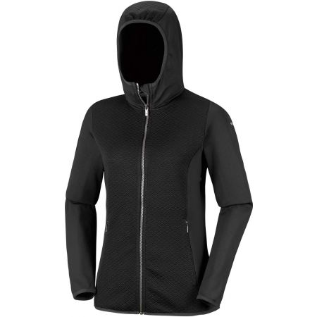 Дамско яке - Columbia ROFFE RIDGE FULL ZIP HOODED - 2