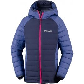 Columbia POWDER LITE GIRLS HOODED JACKET - Girls' water resistant jacket
