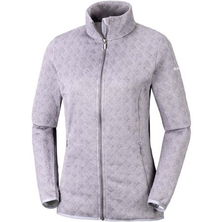 Hanorac fleece damă - Columbia MYSTIC FALLS FLEECE - 1