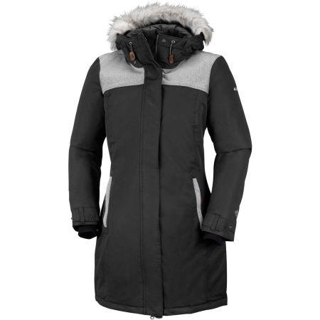 Dámský zimní kabát - Columbia LINDORES JACKET - 1